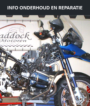 Onderhoud en Reparatie Motorfietsen