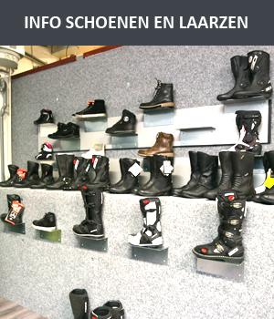 Laarzen en Schoenen Motoren