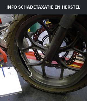 Schadetaxatie en Herstel Motorfietsen