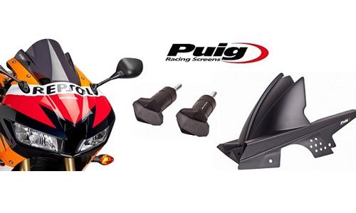 Puig Accessoires voor Motore